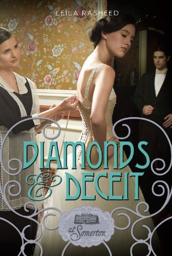 By Leila Rasheed Diamonds & Deceit (At Somerton) [Hardcover] ebook