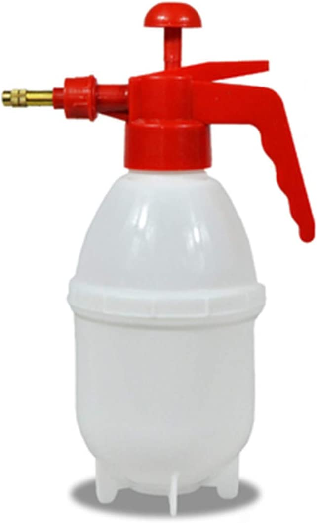 0.2 Gallon Hand Garden Sprayer, Pump Pressure Water Sprayers, 27 oz Hand Sprayer for Lawn, Garden (0.8L Red)