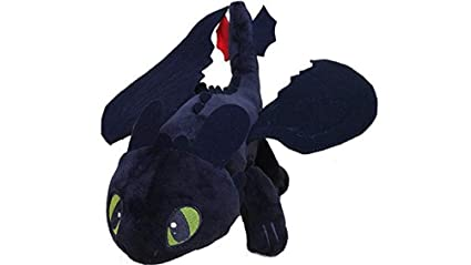 5ef1f3ff656 Image Unavailable. Image not available for. Color  Dragon How to Train Your  2 Toothless Plush 18 quot  Large Plush