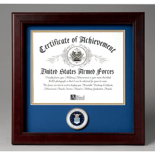 Military Certificate Frame: Amazon.com