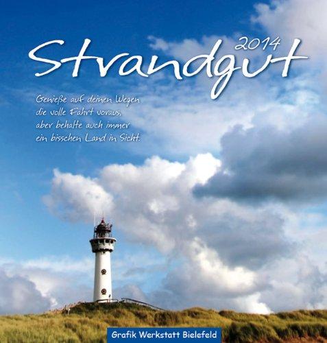 Strandgut 2014: Postkartenkalender