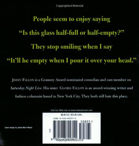 I Hate This Place The Pessimists Guide To Life Amazonde Jimmy