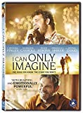 I Can Only Imagine Movie DVD