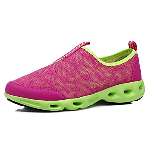 ded2df1c80 Ausom Women's Breathable Comfortable Running Shoes,Walk,Beach  Aqua,Water,Pool,