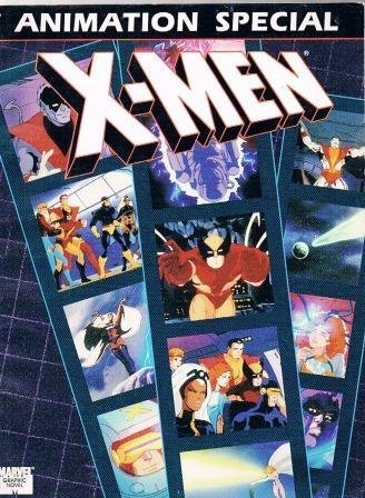 X Men: Animation Special (Marvel Graphic Novel)