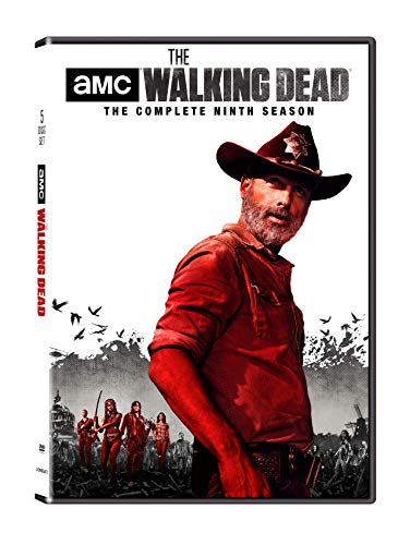 Ninth Season Dvd - Walking Dead, The (season 9)