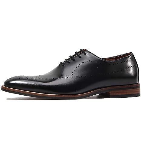 AEMUT Zapatos de Vestir de Negocios para Hombre Zapatos de ...