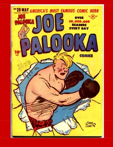 Read Online Joe Palooka Comics Vol. 2 #20: America's Favorite Boxer - In the Army! PDF