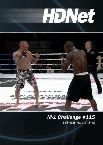 M-1 Challenge #115: France vs. Finland by HDNet