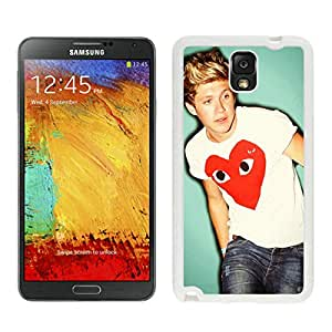 Customized Phone Case For Samsung Note 3 one direction niall horan Cell Phone Cover Case for Samsung Galaxy Note 3 N900A N900V N900P N900T White
