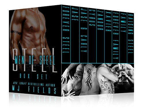 The Men of Steel Anthology: The Men of Steel (special edition 2015 includes new release Raising Steel: Momma Joe's story ) for $<!---->