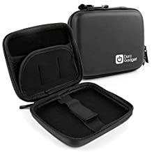 Hard Shell EVA Box-Style Case in Black for the Fujifilm FinePix XP130 - by DURAGADGET
