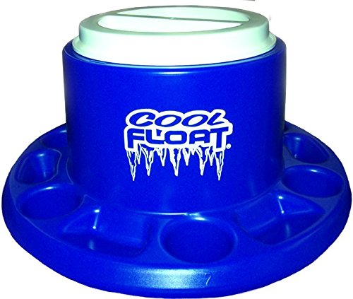 (COOL FLOAT Plastic Floating Cooler)