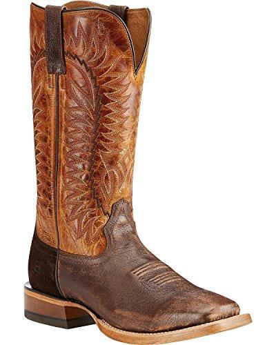 Relentless Tough Elite Western Tan Ariat Men's Cowboy Boot Company fxTqAW5waC