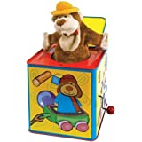 Animal Jack In a Box (Styles May Vary)