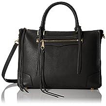 Rebecca Minkoff Regan Satchel Tote Shoulder Bag