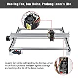 Giraffe-X 7000MW Laser Engraver Engraving