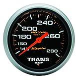 Auto Meter 5451 Pro-Comp Liquid-Filled Mechanical Transmission Temp Gauge
