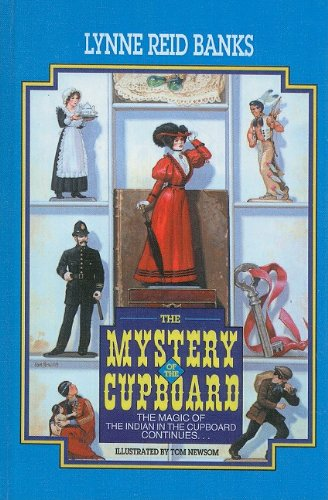 The Mystery of the Cupboard (Indian in the Cupboard) PDF