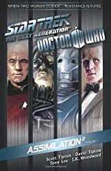 Star Trek: The Next Generation / Doctor Who: Assimilation 2 Volume 1 (Star Trek/Doctor Who)