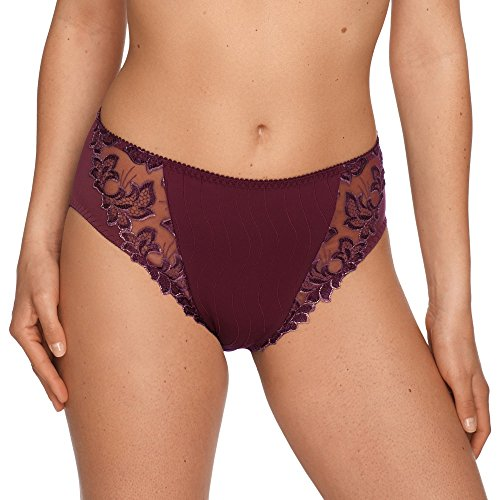 Prima Donna Deauville Full Brief Panties, Ruby Gold, XXXXX-Large