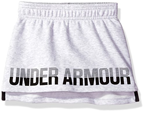 (Under Armour Toddler Girls' Core Active Skort, Air Force Heather, 2T)
