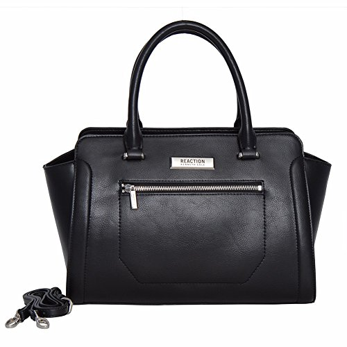 reaction-kenneth-cole-victoria-satchel-double-handle-bag-black