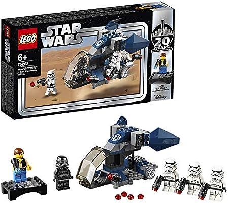 LEGO® Star Wars™ Minifigur Imperial Death Trooper mit Blaster TOP!!! Figur