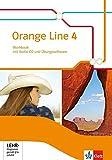 Orange Line / Ausgabe 2014: Orange Line / Workbook mit Audio-CD und Übungssoftware 8. Schuljahr: Ausgabe 2014