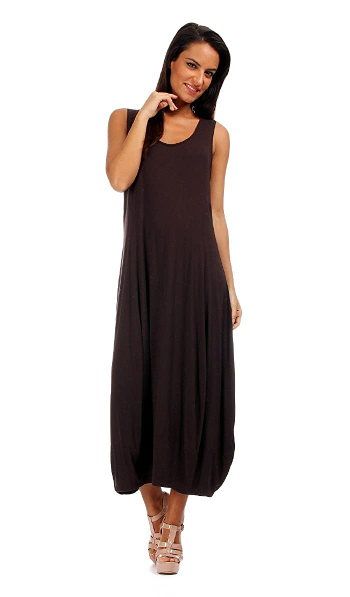91f8f0485141 Privatsachen - Dress FROTTELIN - Woman - T2 - Black  Amazon.co.uk  Clothing