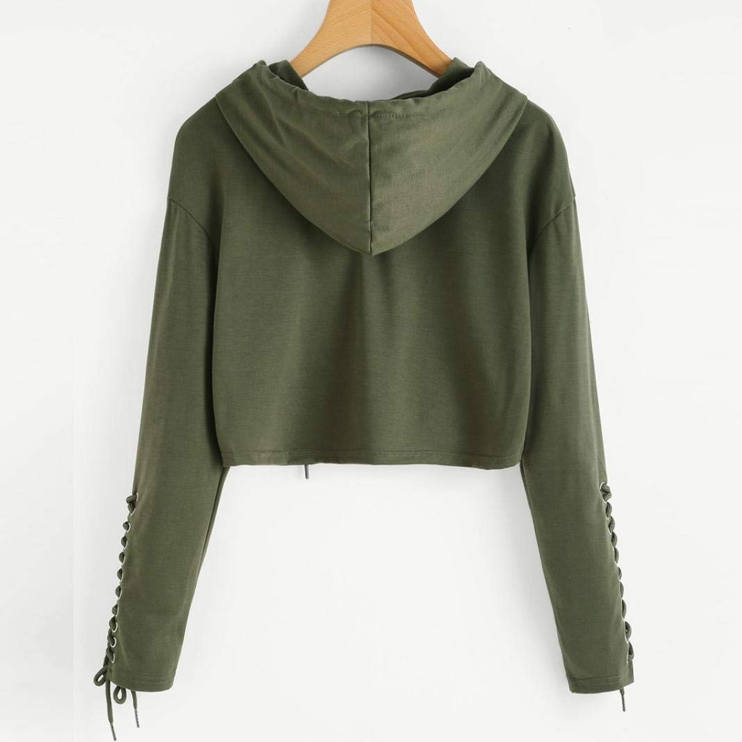 Mujer Blusa sudaderas tops otoño casual urbano streetwear,Sonnena Sudadera casual de manga larga con estampado de piña y cuello redondo para mujer con ...