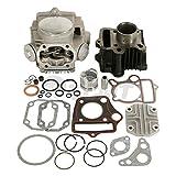 TCMT Cylinder Bore Piston End Engine Rebuild Kit For Honda Z50 Z50R XR50 CRF50 50CC