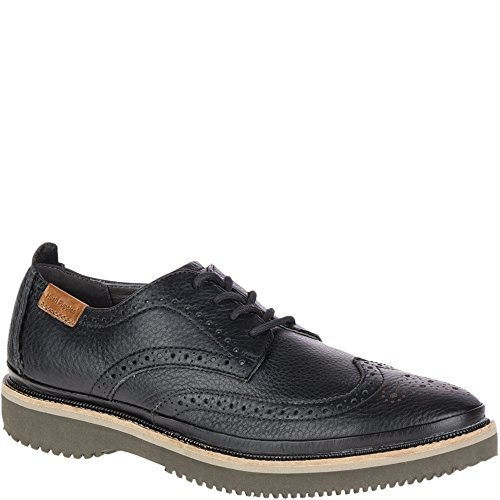 Hush Puppies Samme Bernard In Pelle Nera