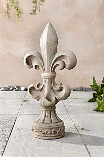 Franzosische Lilie Stil 47cm Garten Deko Amazon De Garten