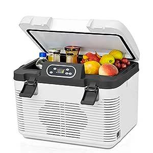 Refrigerador pequeño coche Refrigerador compacto ...