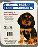 Puppy Training Pads Heavy Duty and Super Absorbent XL 26 x 30 Inch by Greenbrier Int'l Inc.