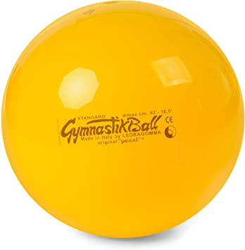 Pezziball maxafe Pezzi Ball Gymnastikball 53 cm rot