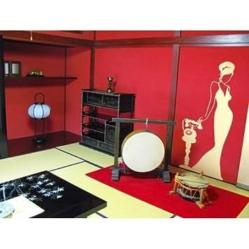 Amazon.com: Salón de belleza decoración mujer con clásico ...
