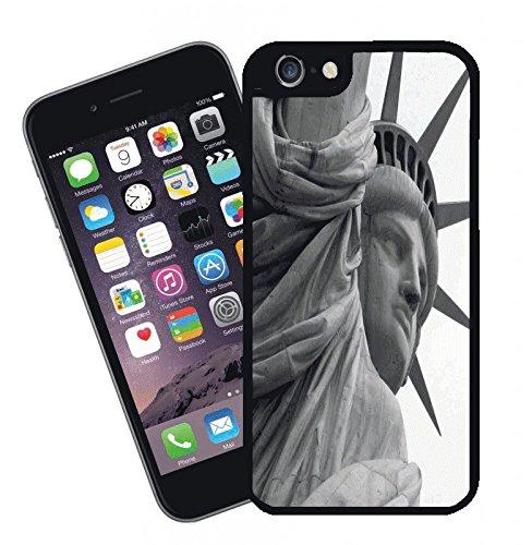 Statua della libertà USA - questa copertura si adatta Apple modello iPhone 6s (6s non plus) - di idee regalo di Eclipse
