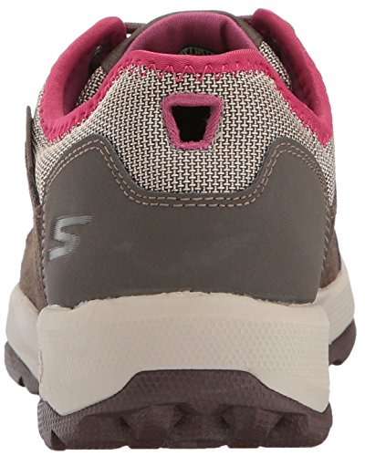 Brown Go Performance Women's Walking Outdoors Pink Skechers 14941 pzv6Pq