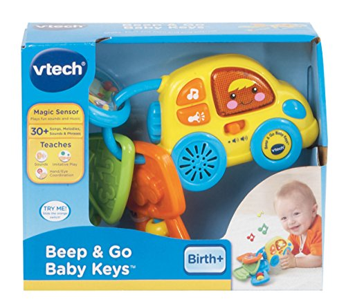 VTech Baby Beep and Go Baby Keys by VTech (Image #3)