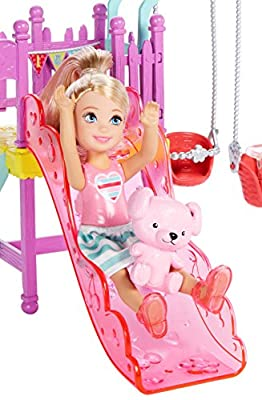 Barbie Club Chelsea Swing Set by Mattel