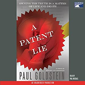 A Patent Lie Audiobook