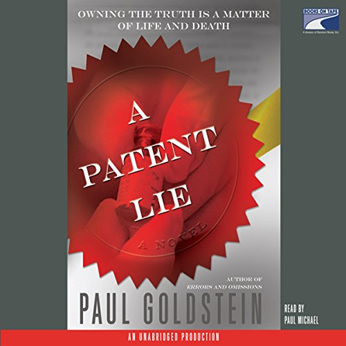 A Patent Lie by Books on Tape