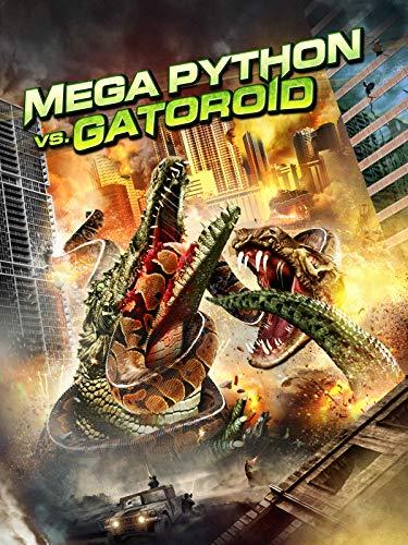 Mega Python vs. Gatorid - Wild Crunchy