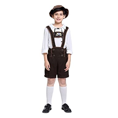 Amazon.com: H & ZY disfraz de Oktoberfest cerveza Festival ...