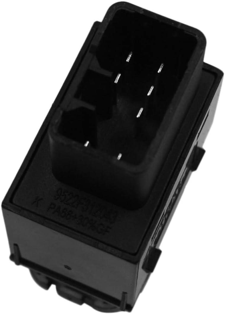 bobotron Car Passenger Console Control Switch Button Window Switch for IX35 TUCSON IX 2009-2015 93580-2Z000 935802Z000