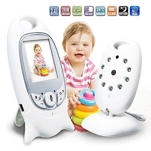 Baby Monitor With Camera, Digital Camera, Infrared Night Vis