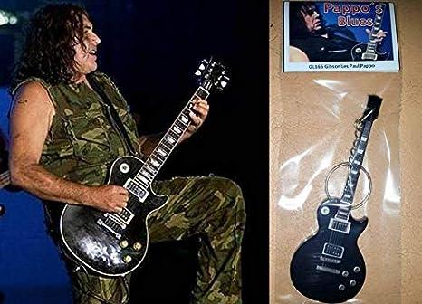 Llavero Guitarra Gibson Les Paul Pappo s Blues: Amazon.es ...