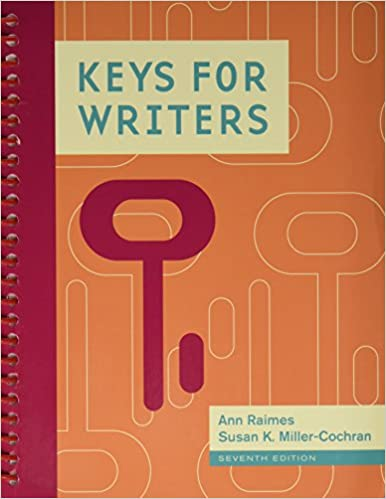 Keys for writers with 2016 mla update card ann raimes susan k keys for writers with 2016 mla update card ann raimes susan k miller cochran 9781337284370 amazon books fandeluxe Images